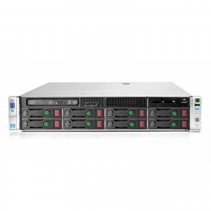 "HP ProLiant DL380p Gen8 V2 2U 8x 3.5"" (LFF)"