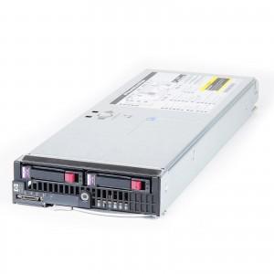 "HP ProLiant BL460c G7 2x 2.5"""