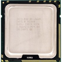 Intel Xeon L5609 (SLBVJ) 1.86Ghz Quad (4) Core LGA1366 40W CPU