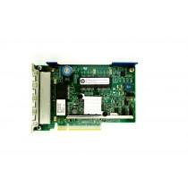HP 331FLR Quad Port - 1GbE RJ45 FLR Ethernet