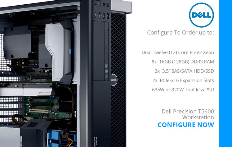 Dell Precision T5600 Refurbished Workstation